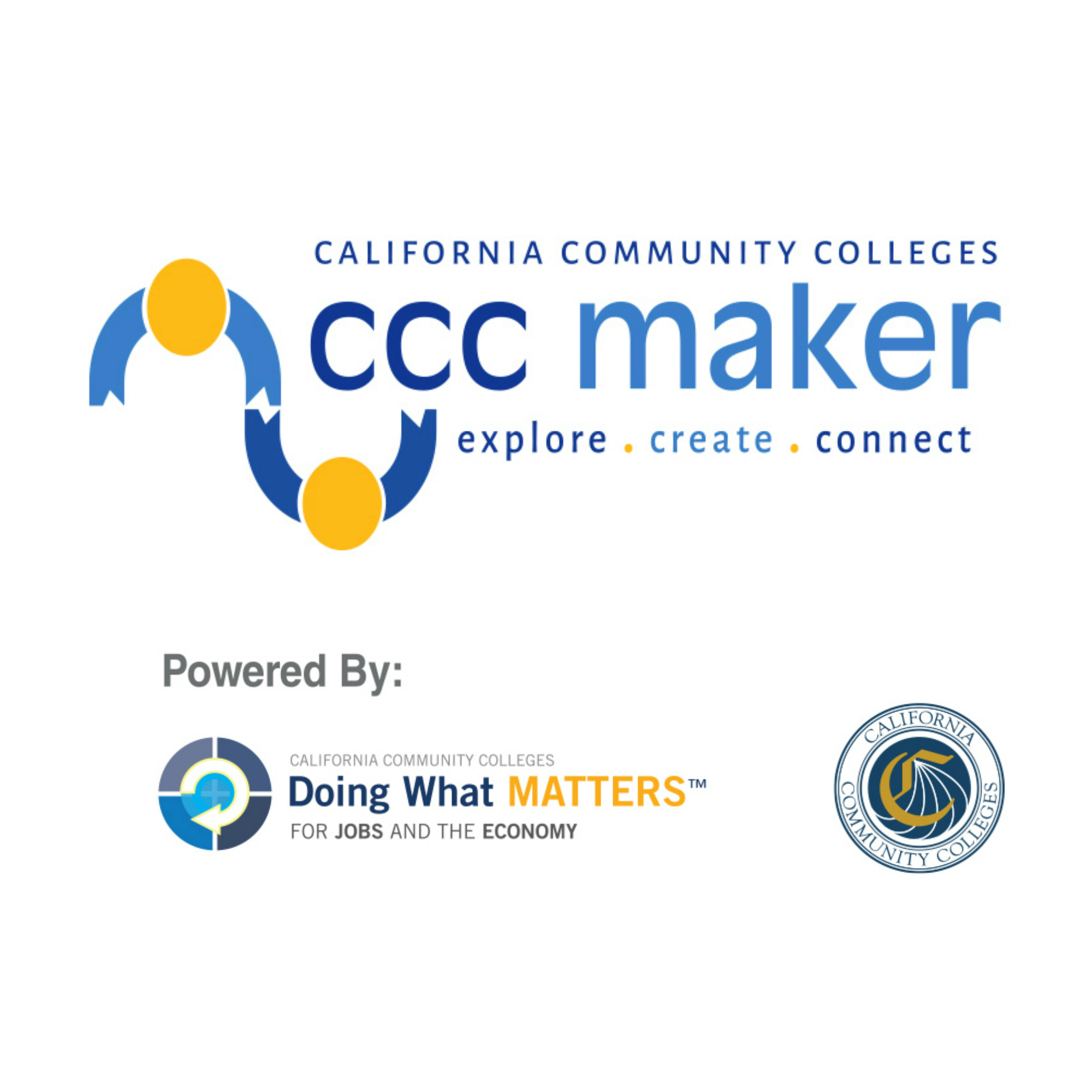 CA Comm Colleges CCC Maker Space